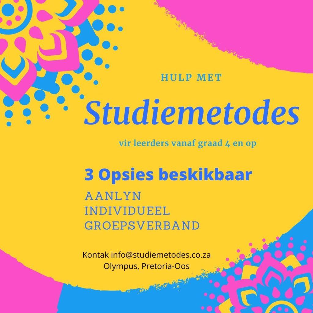 Studie Metodes