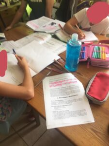 praktiese studiemetodes