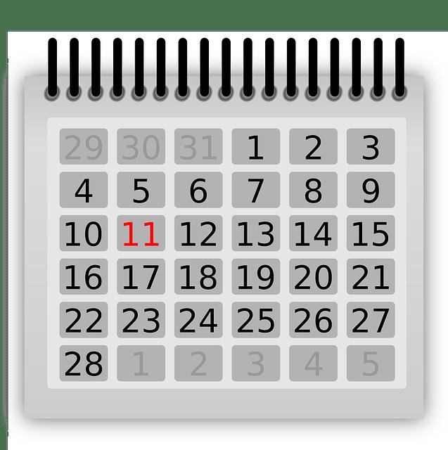 school calendar 2022