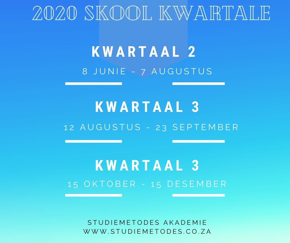 school terms 2020